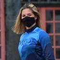 Masque barrière pour le sport intensif